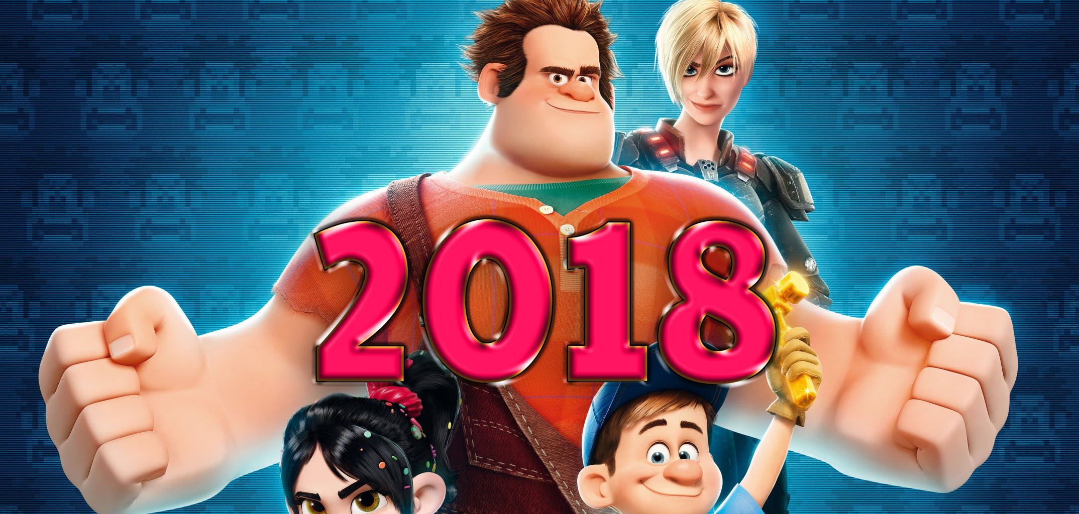 New Wreck-It Ralph 2 Promo Breaks Onto The Web To Celebrate The New Year