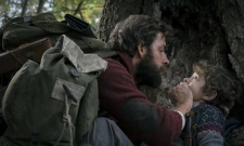 Silence Is Golden In Eerie Photos For John Krasinski's Thriller A Quiet Place