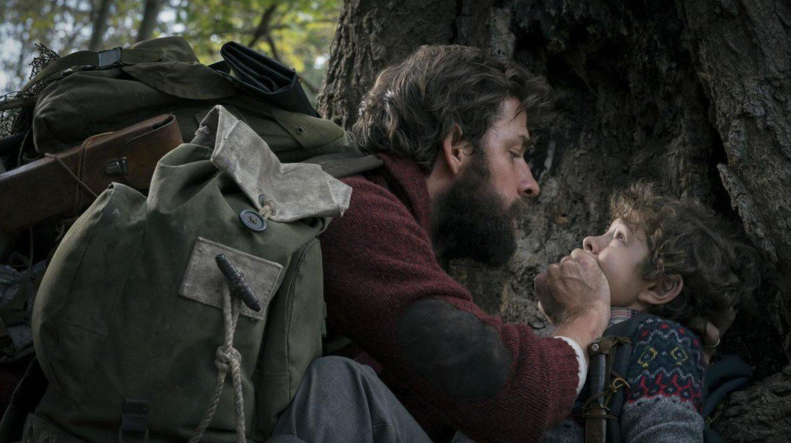 'A Quiet Place' Super Bowl Commercial 2018