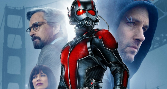 Ant-Man And The Wasp's Paul Rudd On Working With Michael Douglas And Michelle Pfeiffer
