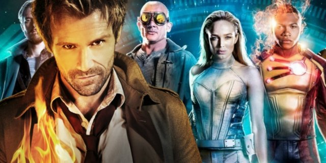 Constantine on Legends of Tomorrow