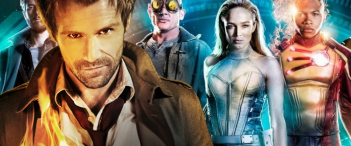 Constantine Features In New Legends Of Tomorrow Season 4 Photos