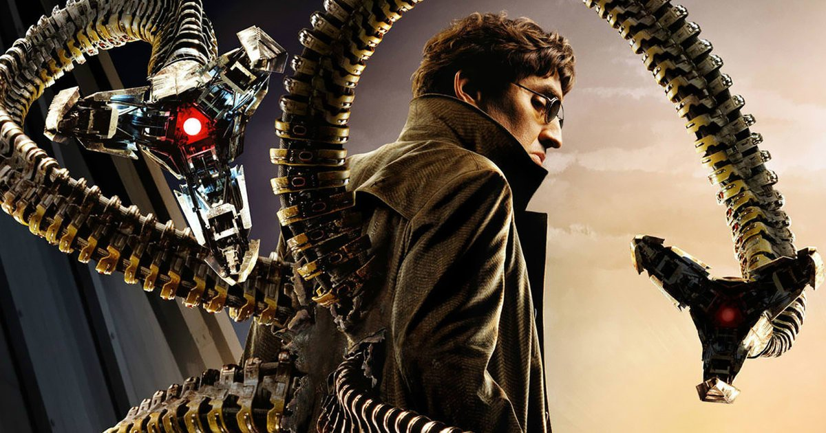 Mark Hamill Interested In Playing Doctor Octopus In The ...