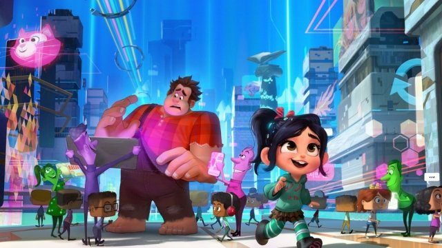 Wreck-It Ralph 2 Gets Web-Centric Official Synopsis & Image!