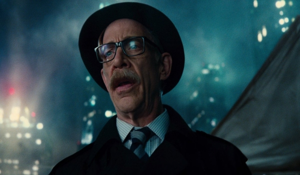 James Gordon in Justice League