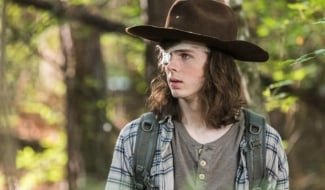 Carl's Final Episode Of The Walking Dead Will Be An Extended One