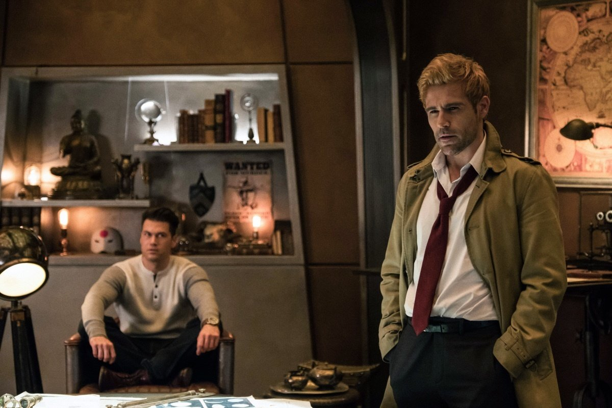 first look at wally west on legends of tomorrow