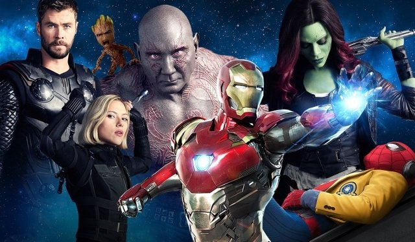 Marvel Cinematic Universe Heroes