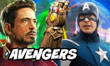 Another Round Of Concept Art For The Avengers Spotlights Iron Man Vs. Thor