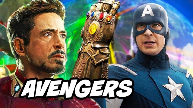 First Look At Avengers: Infinity War LEGO Sets Spoil Tons Of Plot Details
