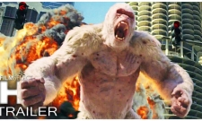 Dwayne Johnson Battles Monsters In Epic New Rampage Trailer