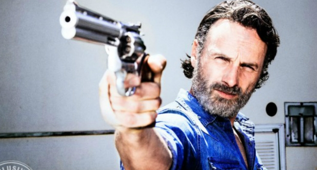 Is Andrew Lincoln Hinting At An Exit From The Walking Dead?