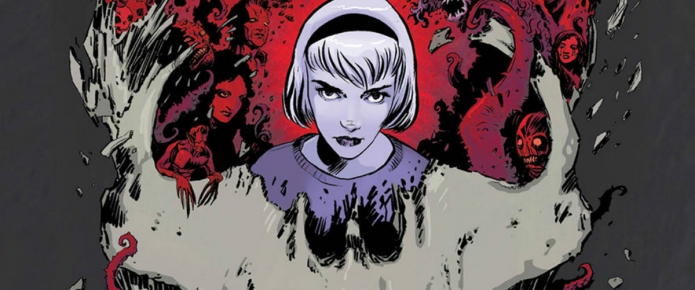 First Look At Salem In Netflix's Dark Reboot Of Sabrina The Teenage Witch