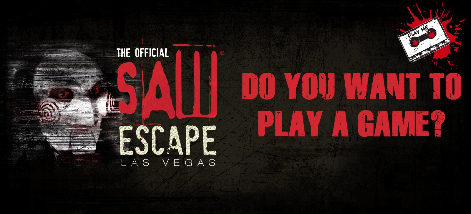 Awesome Saw-Themed Escape Experience To Open In Las Vegas