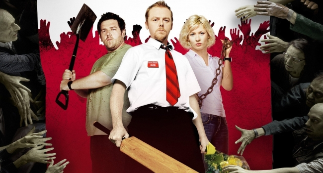 Simon Pegg And Nick Frost Developing New Horror/Comedy TV Show