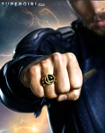 Supergirl: First Look At Mon-El's Legion Costume