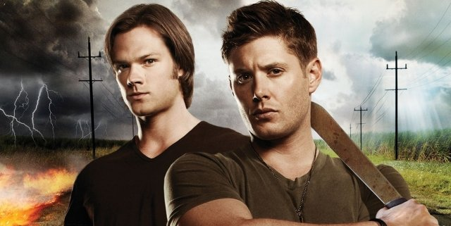 Supernatural season 11 promo art