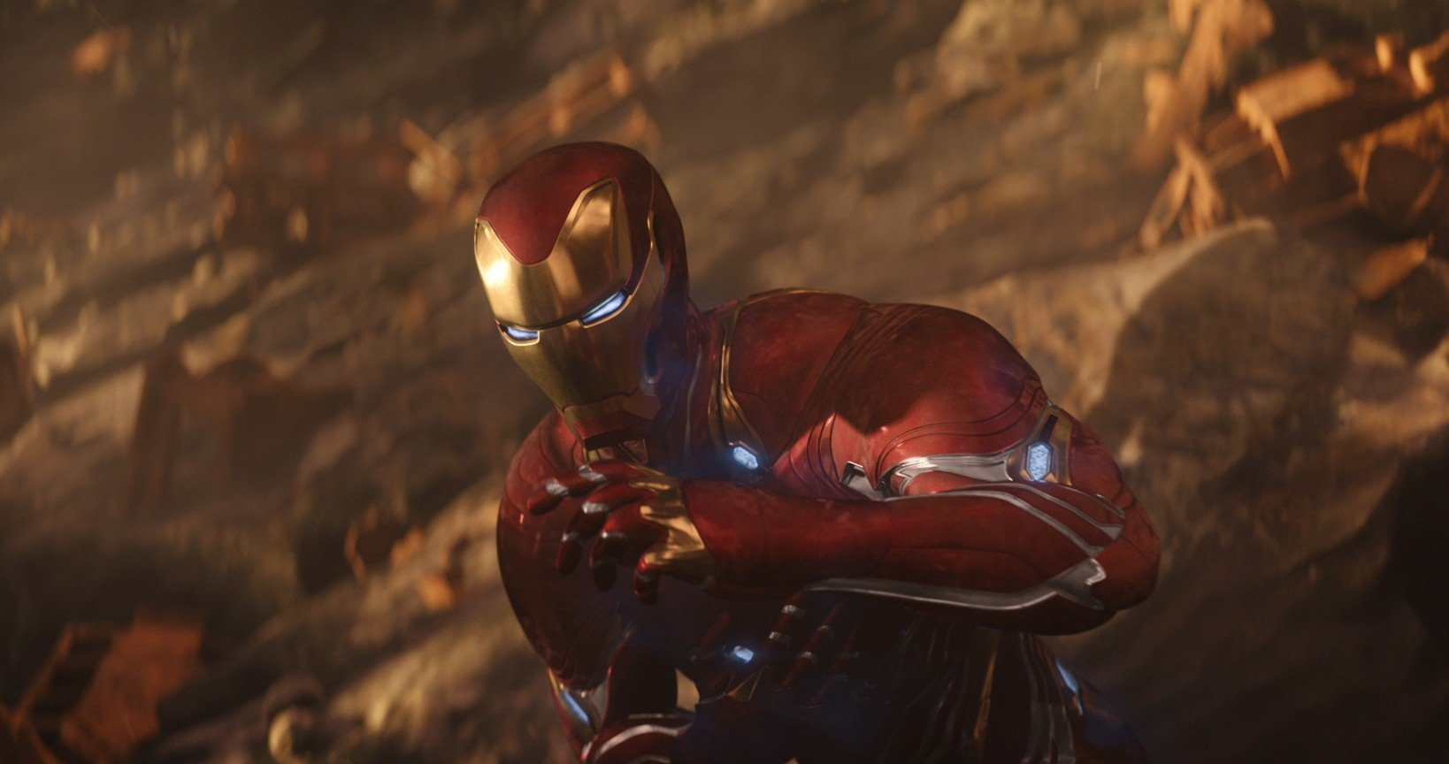 Robert Downey Jr. Hypes Up Avengers: Infinity War In His New Year's Message