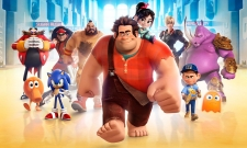 Ralph Looks Terrified In New Wreck-It Ralph 2 Photo