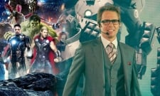 Sam Rockwell Is Down To Return To The MCU As Justin Hammer
