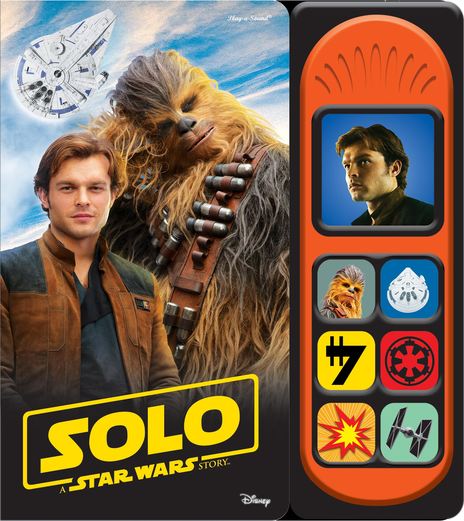 Hasbro Reveals New 'Solo: A Star Wars Story' Toys