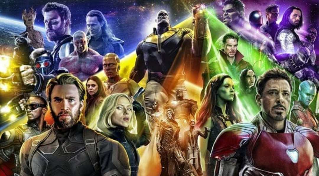 Infinity War's Epic Comic-Con Poster Gets A Subtle Makeover