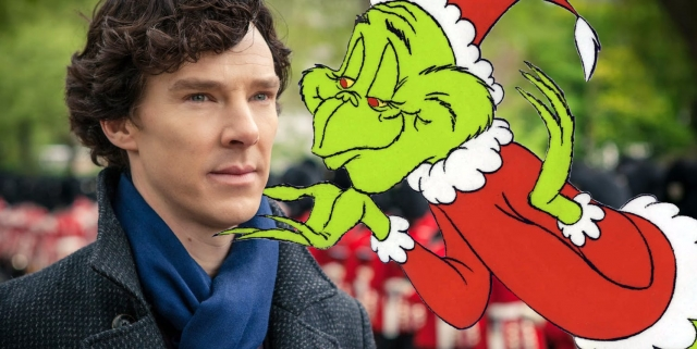 Benedict Cumberbatch to star in The Grinch