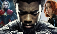 Chris Evans Says Captain Marvel And Black Widow Will Be As Big As Black Panther