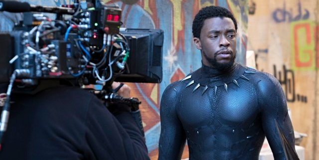 Black Panther HD image 1