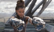 Black Panther's Letitia Wright Blasts The Media For Censoring Religious Comments