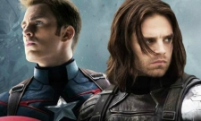 Marvel Fan Art Imagines Bucky Barnes As The Next Captain America