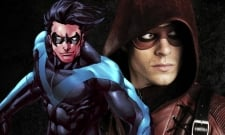 Is Arrow's Colton Haynes Up For The Role Of Nightwing?