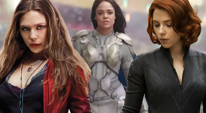 Marvel Female Movie