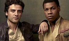 New Star Wars: Episode IX Leak Hints At A Key Poe And Finn Scene