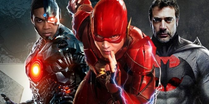 Flashpoint Doesn't Have A Director