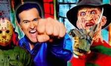 Could Freddy Vs. Jason Vs. Ash Happen On Ash Vs. Evil Dead?