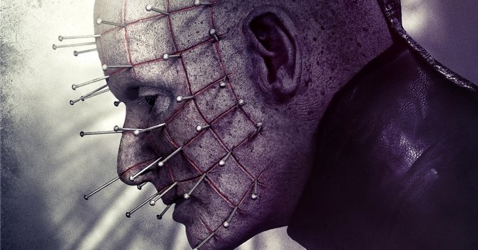 Hellraiser: Judgment Blu-ray Cover