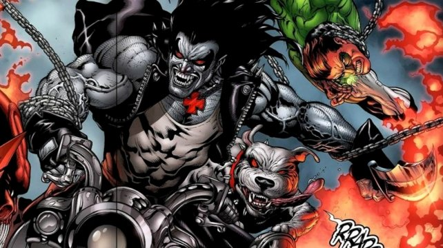 Lobo DC Comics Injustice