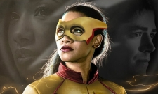Iris West's Flash Costume Gets A Comics-Accurate Twist