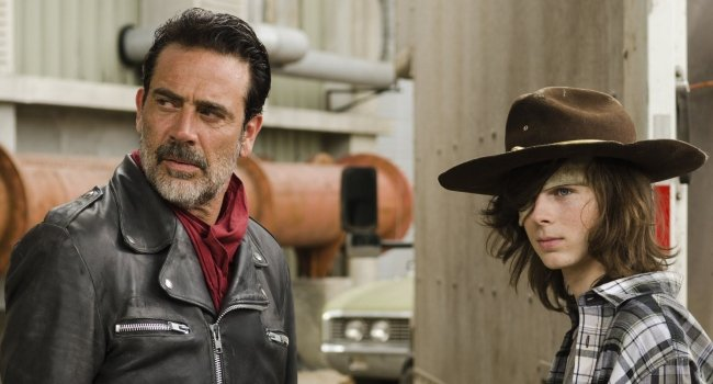 "Carl's Death Will Have An ""Incredible Impact"" On The Walking Dead"