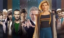 New Doctor Who Logo Unveiled Ahead Of Season 11
