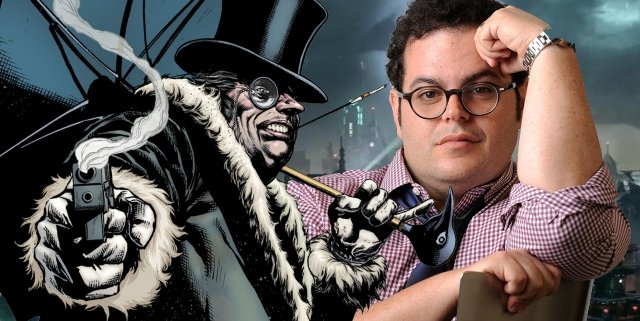 Josh Gad teases a role as The Penguin
