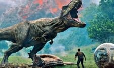 Isla Nublar Erupts On Fiery Jurassic World: Fallen Kingdom Poster; Trailer Due Tomorrow