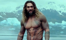 Aquaman Director Shares Photo Of Underwater Fight Scene