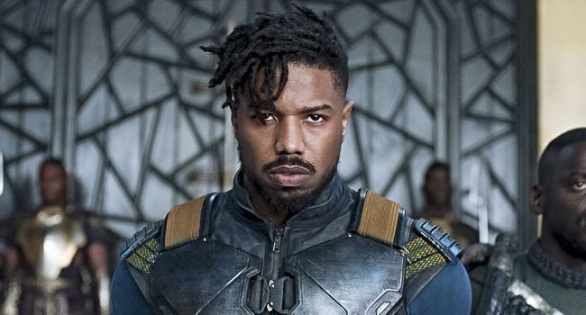 Black Panther's Killmonger Is Getting His Own Marvel Comics Series