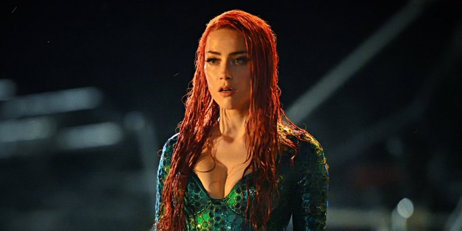 Queen Mera in Aquaman