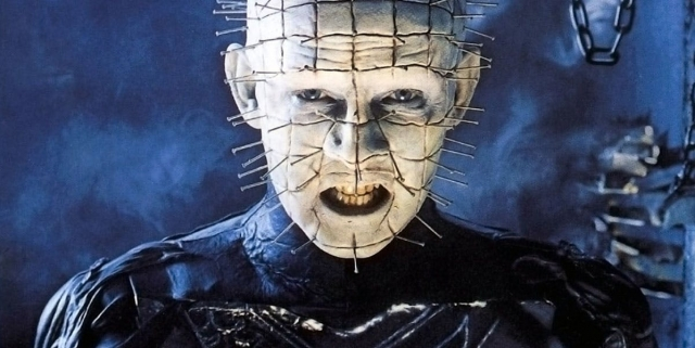 Pinhead in Hellraiser