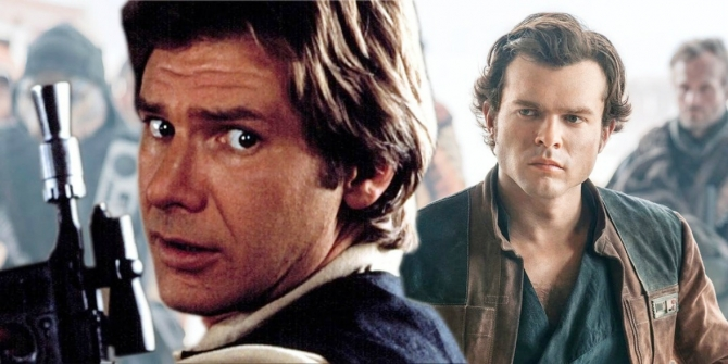 Harrison Ford Solo Star Wars Story