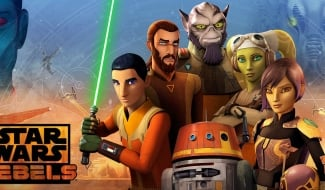 The Ghost Crew Return To The Jedi Temple In New Star Wars Rebels Clip
