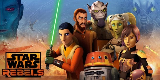 Star Wars Rebels Season 4 Banner